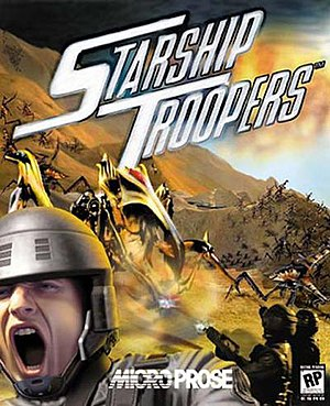 Starship Troopers Terran Ascendancy CD cover.jpg