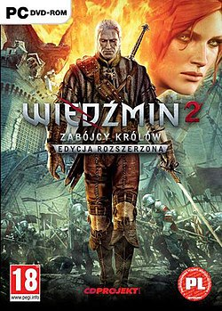 The Witcher 2 Assassins of Kings DVD cover.jpg
