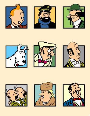 Papier Peint Tintin Et Milou tintin (binde d' imådjes) - wikiwand