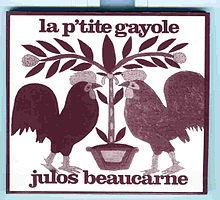 Monde neuf - Julos Beaucarne
