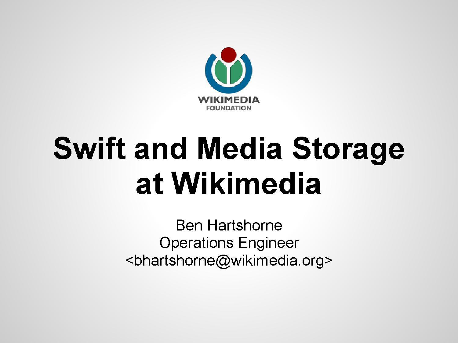 Swift Presentation for Wikimania.pdf