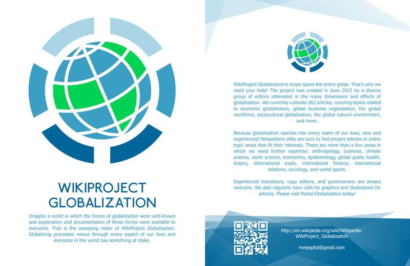 Wikiproject Globalization Leaflet front copy.png