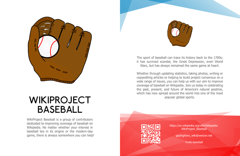 WikiProject Baseball Leaflet front copy.png