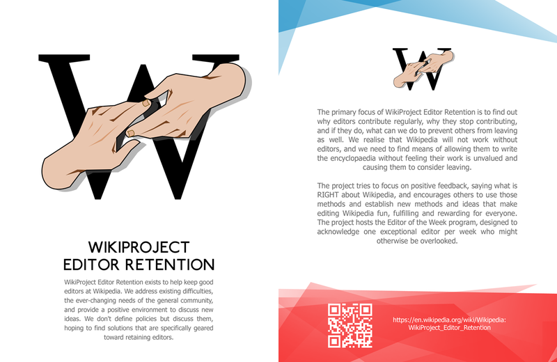 WikiProject Editor Retention leaflet front copy.png