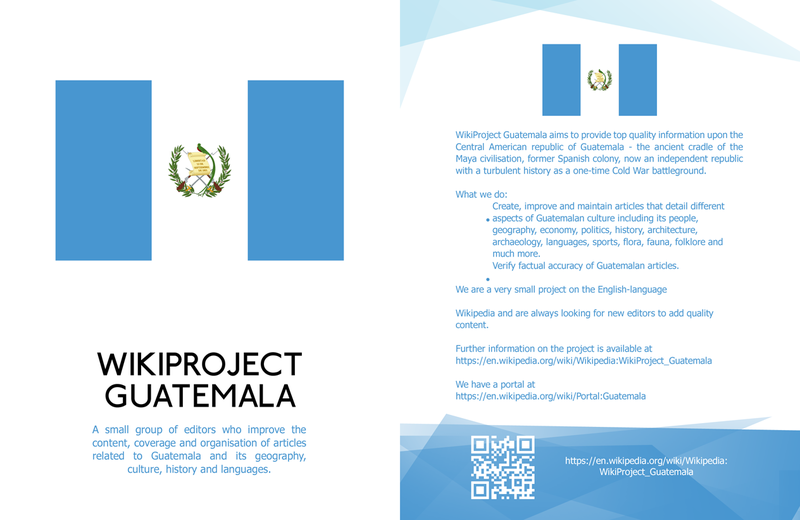 WikiProject Guatemala leaflet front copy.png