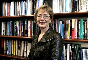 Diana Strassmann, Chair of The Board of The Wiki Education Foundation