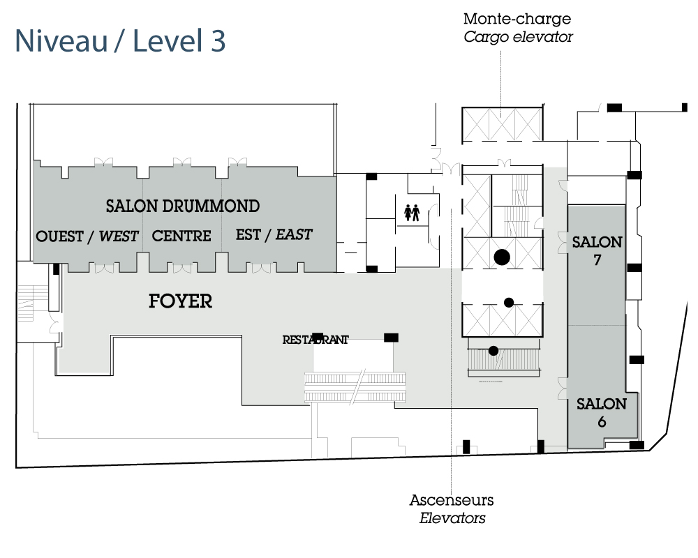 Centre Sheration Montreal - Plan level 3.jpg