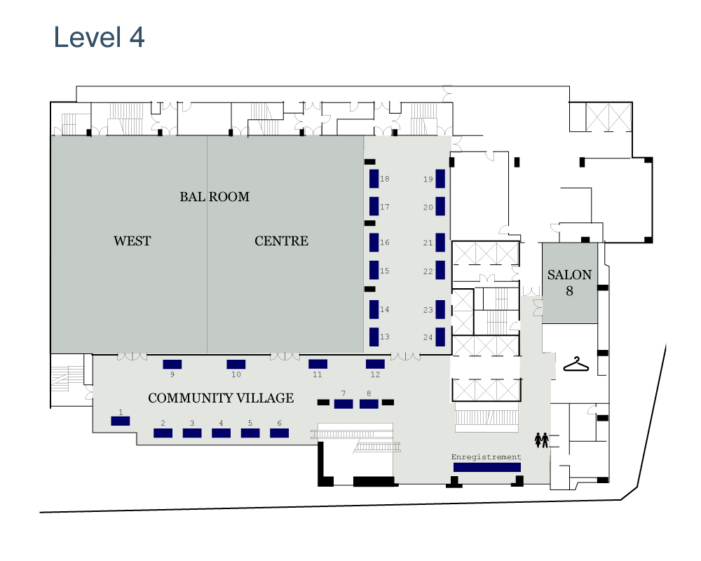 Centre Sheration Montreal - Plan level 4 Village.jpg