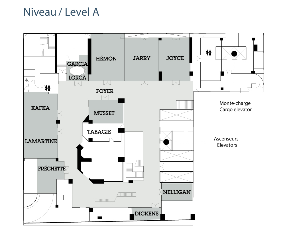Centre Sheration Montreal - Plan level A.jpg