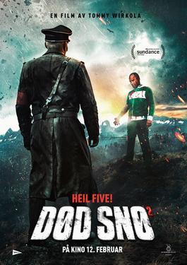 【驚悚】冰血奇緣線上完整看 DEAD SNOW; Red vs. Dead