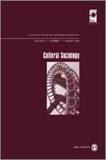 文化社会学 (学术期刊)
