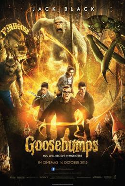 【奇幻】怪物遊戲線上完整看 Goosebumps