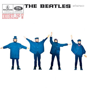 Album, The Beatles, Help! // image from wikimedia