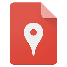 Google我的地圖 維基百科 自由的百科全書