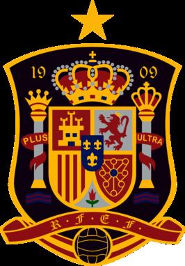 世界杯-32强-B组:《西班牙》国家足球队