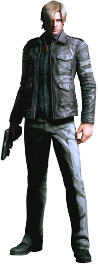 Leon S Kennedy in RE6.png