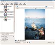 F-Spot photo management program