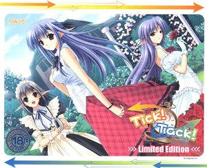 《Tick! Tack!-Limited Edition-》遊戲封面