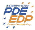 Logo of the European Democratic Party