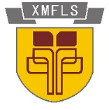 Xiamen Foreign Language School badge.png
