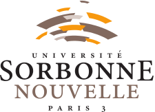 University of Paris III Sorbonne Nouvelle logo.png