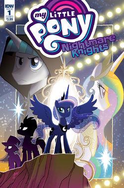 彩虹小马:友情就是魔法-噩梦骑士