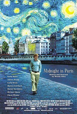 午夜巴黎 羅丹美術館也出現在其中喔