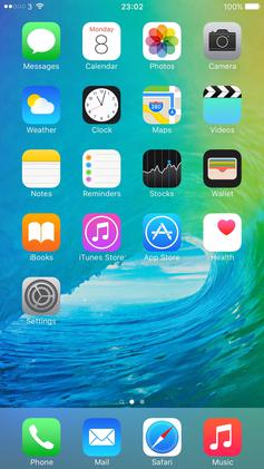 IOS 9.0 beta homescreen.jpg