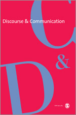 Discourse and Communication journal front cover.jpg