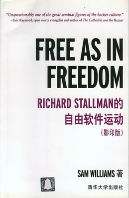 a review of free as in freedom by sam williams Get this from a library free as in freedom : richard stallman's crusade for free software [sam williams].
