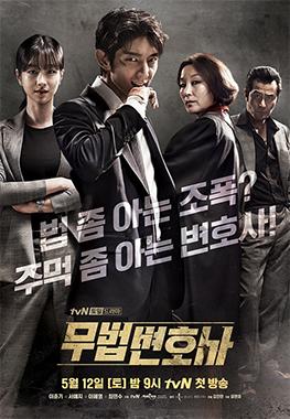 武法律師/無法律師 線上看 韓劇