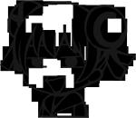 AC娘为AcFun网站的虚拟形象(此为其中一个版本)