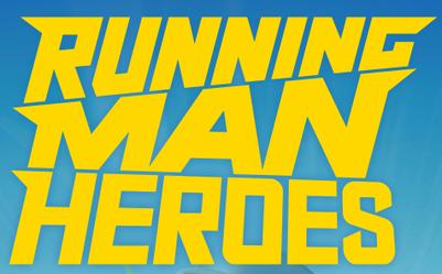 running man 動畫 版 人物