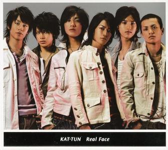KAT-TUN Real Face