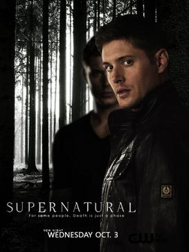 Supernatural Season 8 Promotional Poster Dean.jpg