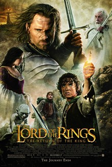 魔戒三部曲:王者再臨 The Lord of the Rings: The Return of the King