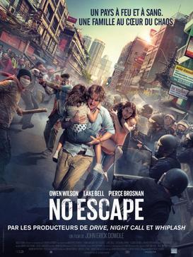 【驚悚】無處可逃線上完整看 No Escape