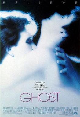 電影《第六感生死戀》或《人鬼情未了》Ghost