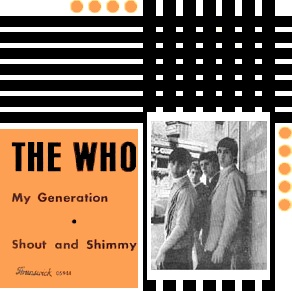 Sweden Single, My Generation, The Who