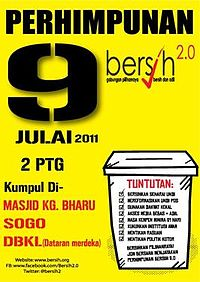Poster of Bersih 2.0 rally.jpg