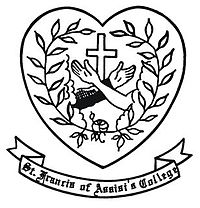 StFrancis of Assisis College Logo.jpg