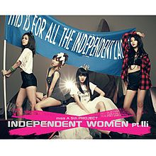 Independent Women Part III (miss A迷你专辑)