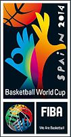 Spain2014 FIBA Basketball World Cup - official logo