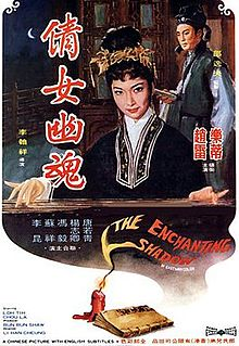 The Enchanting Shadow movie poster 1960.jpg