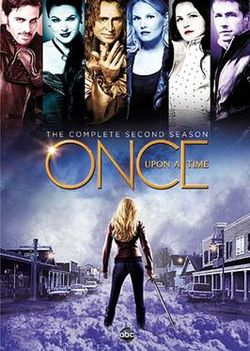 Once Upon a Time 第二季 DVD Cover.jpg