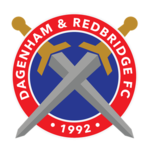 Dagenham and Redbridge crest