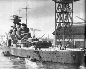 O级战列巡洋舰