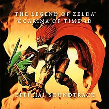Koji Kondo - 2011- Ocarina of Time 3DS Soundtrack Cover.jpg