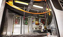 MTR Admiralty Train Fire 20040106.jpg