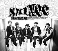 Shinee World B版本